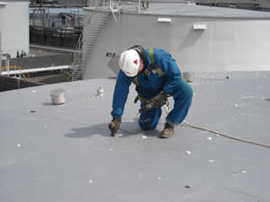 Dja inspection services for Painting coating inspector jobs