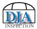 DJA Inspection Logo